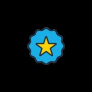 Een ster