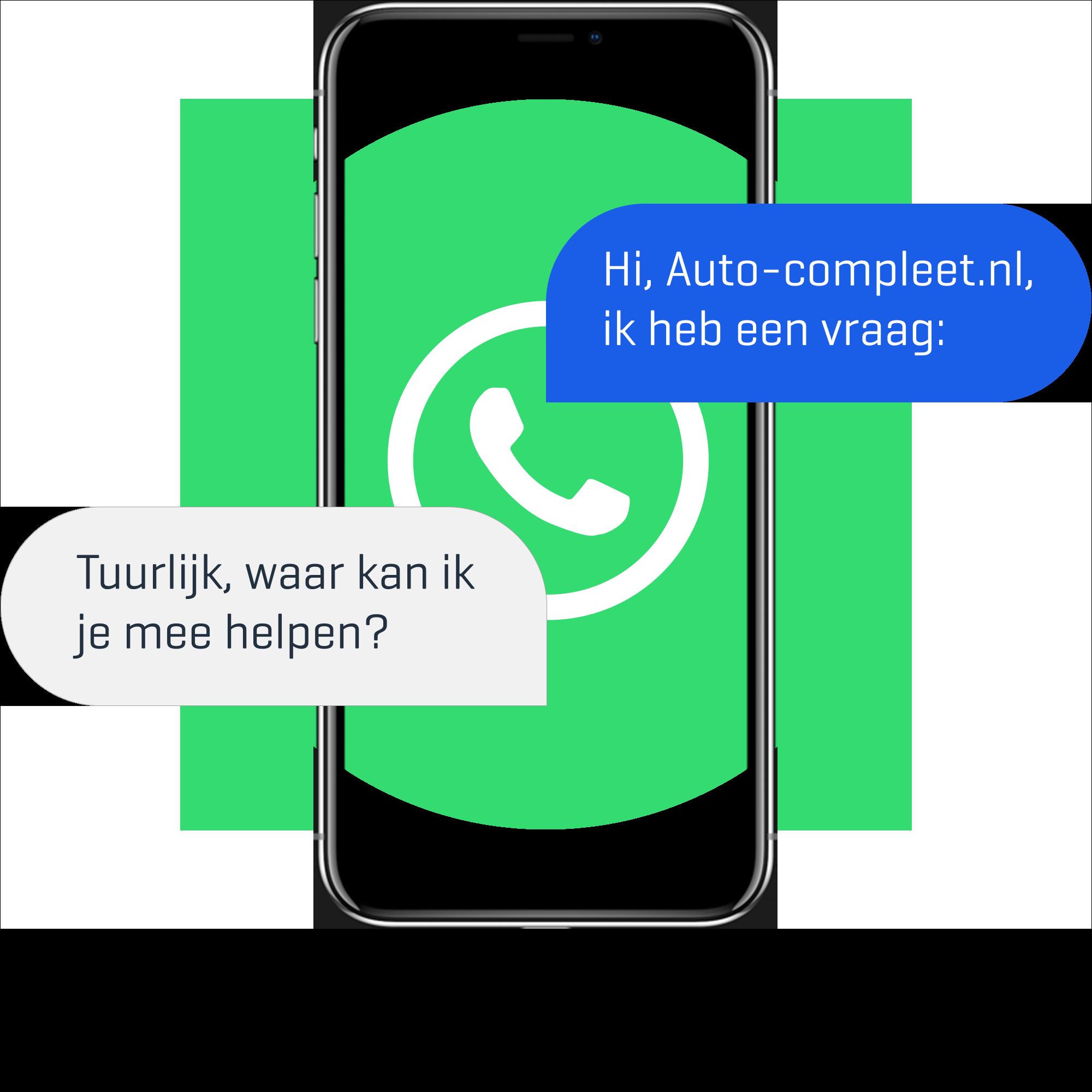 Whatsapp hulp